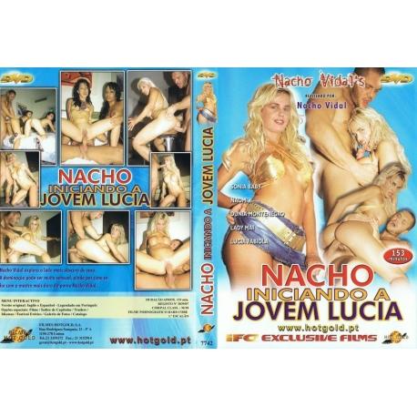 Nacho Iniciando a Jovem Lucia