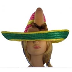 Sombrero Mexicano Pénis
