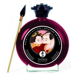 Shunga Body Painting Comestível