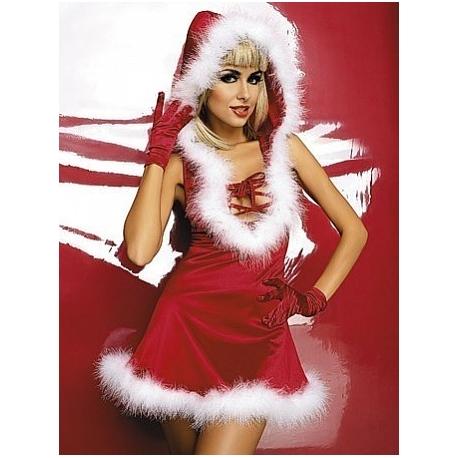 Fantasia Mae Natal Vestido