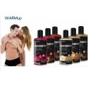 Óleo Massagem Comestível WARMUP
