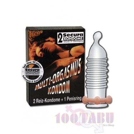Preservativos Multi-Orgasmus