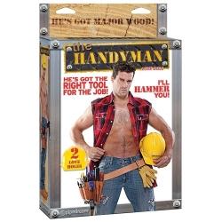 Boneco Insuflável Handyman