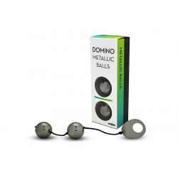 Domino Metallic Balls