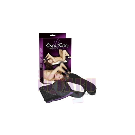 Bad Kitty Hand & Ankle Cuffs