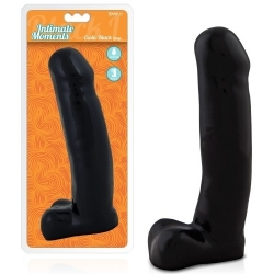 Dildo Intimate Moments Exotic BLACK L