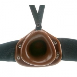 Fetish Fantasy Strap-On Oco Com Vibração 10''