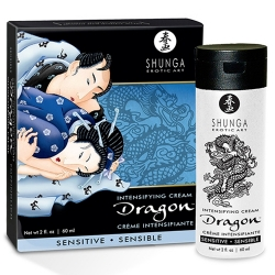 Shunga Dragon Virility Cream Sensitive