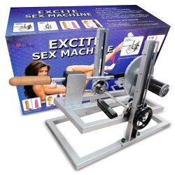 Máquina Sexo Diva Excite Sex Machine