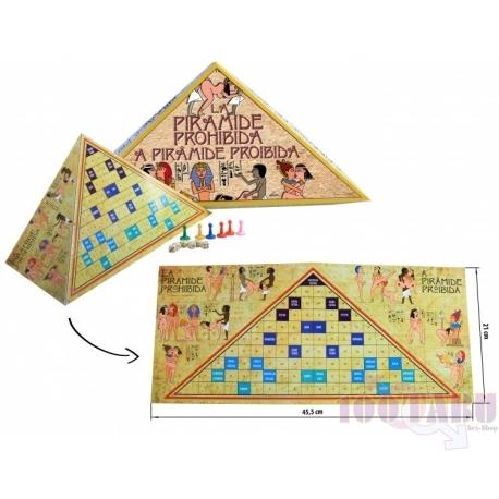 Jogo A Pirâmide Proibida