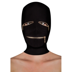 Carapuço Extreme Zipper Mask Eye and Mouth