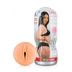 Masturbador Lata Vagina Pamela Sánchez