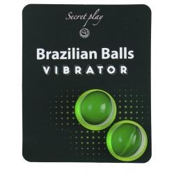Bolinhas Explosivas Efeito Vibrante (Brazilian Balls Shock) 2uni
