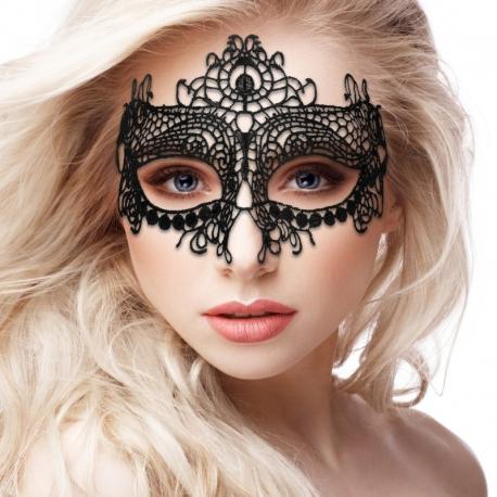 Máscara Em Renda Queen