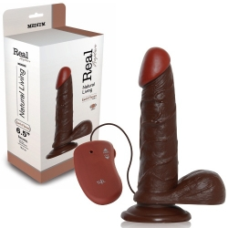 Vibrador Real Rapture Earth Flavour 6,5''