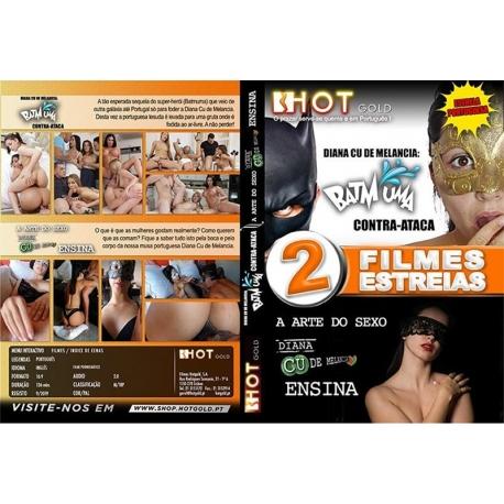 DVD Duplo - Batmuma Contra-ataca + A Arte do Sexo