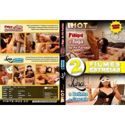 DVD Duplo - Filipa, a Tuga do Pé Partido + Luna, a Betinha de Cascais