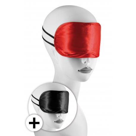 """Conjunto 2 Vendas """"Black and Red"""""""