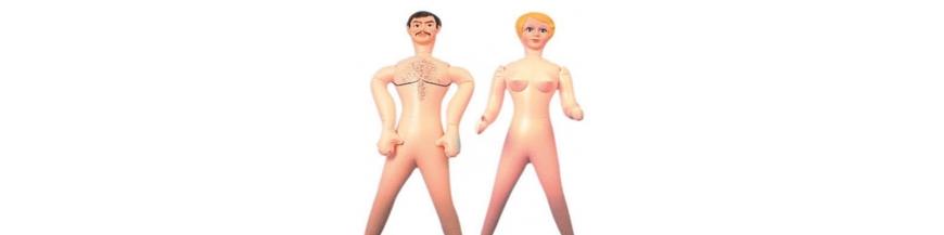 Bonecas Insuflaveis